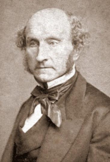 Abbildung 2: John Stuart Mill